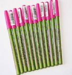 12 x Collection Intense Colour Supersoft Khol Eyeliner Pencils | French Kiss | Green